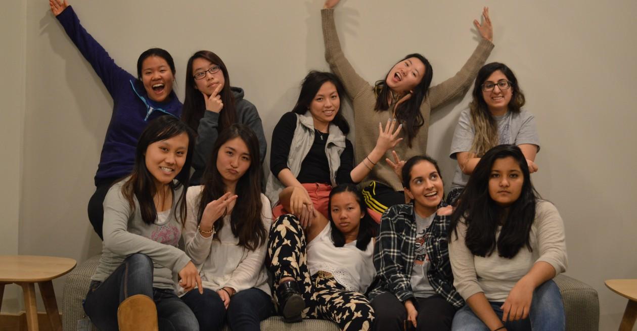BRYN MAWR ASIAN AMERICAN STUDENTS ASSOCIATION